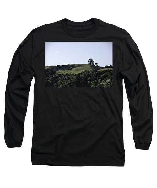 Somewhere In New Zealand Long Sleeve T-Shirt