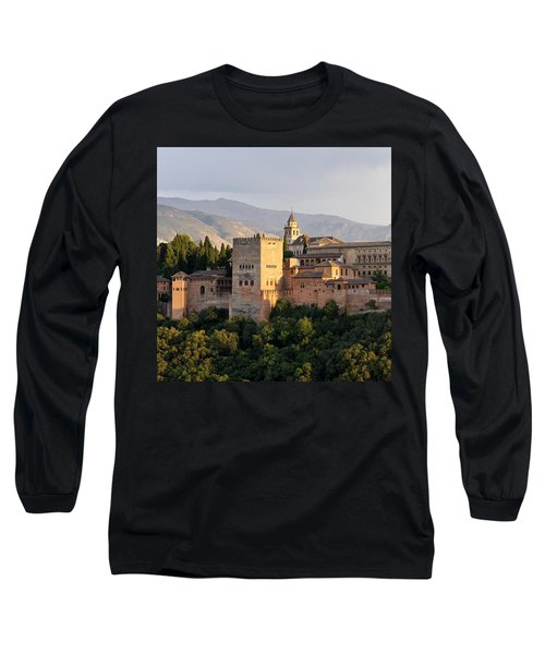 The Alhambra Long Sleeve T-Shirt