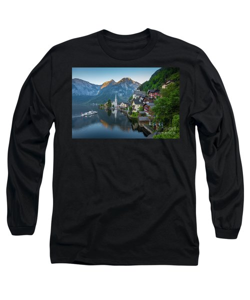 The Pearl Of Austria Long Sleeve T-Shirt by JR Photography