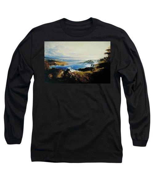 The Plains Of Heaven Long Sleeve T-Shirt
