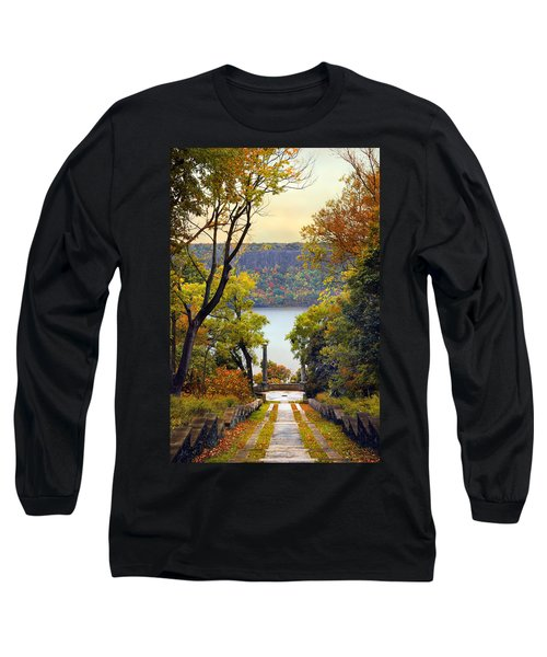 The Vista Steps Long Sleeve T-Shirt
