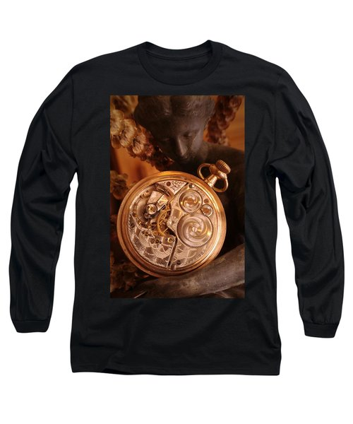Time... Long Sleeve T-Shirt