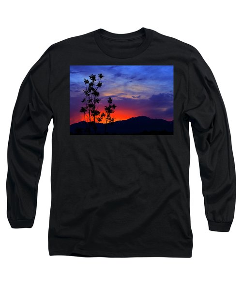Wasatch Sunrise Long Sleeve T-Shirt
