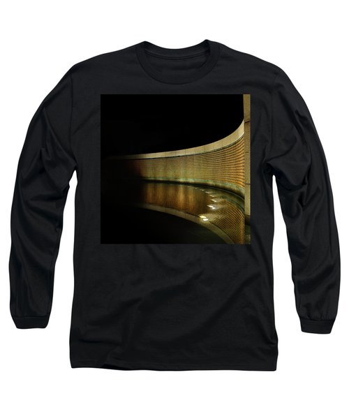 World War II Memorial - Stars Long Sleeve T-Shirt