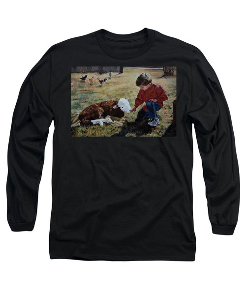 20 Minute Orphan Long Sleeve T-Shirt
