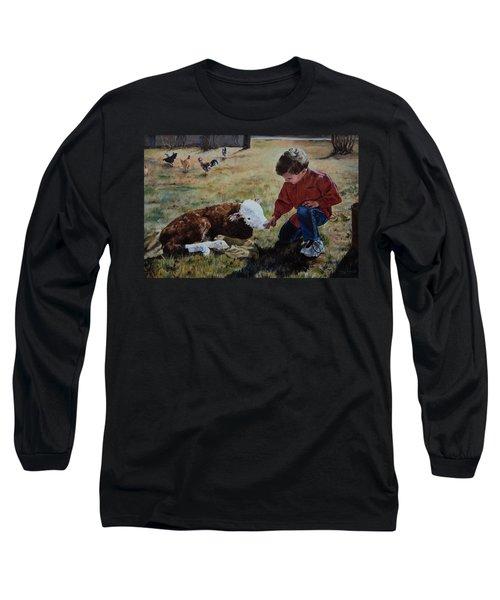 20 Minute Orphan Long Sleeve T-Shirt