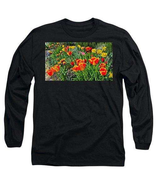 2015 Acewood Tulips 1 Long Sleeve T-Shirt