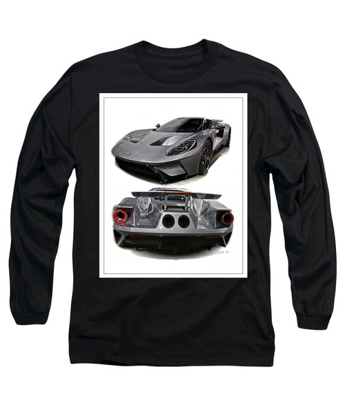 2016 Ford Gt Long Sleeve T-Shirt