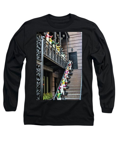 21 Club Nyc Long Sleeve T-Shirt