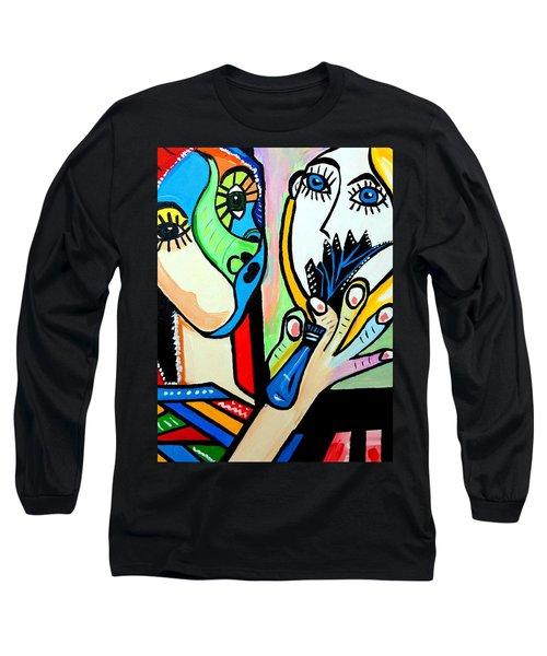 Artist Picasso Long Sleeve T-Shirt