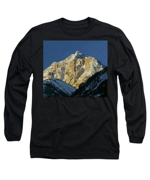 210418 Pyramid Peak Long Sleeve T-Shirt