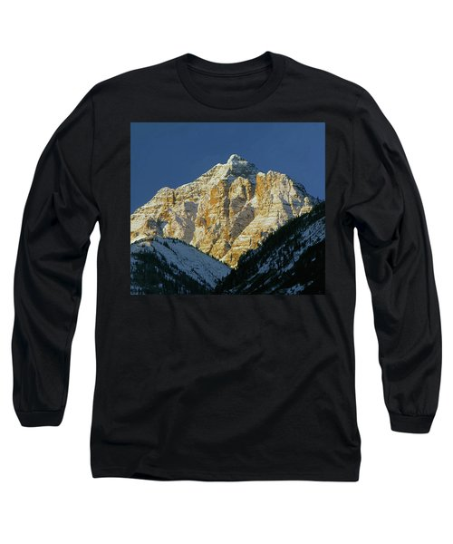 210418 Pyramid Peak Long Sleeve T-Shirt