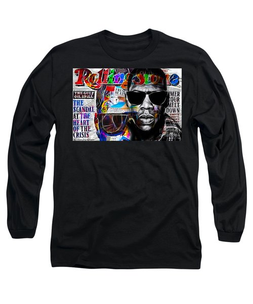 Jay Z Collection Long Sleeve T-Shirt