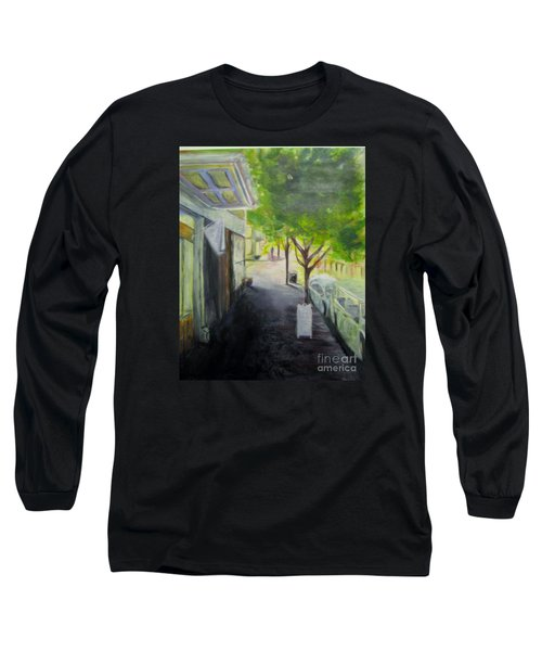 2nd St Stores Long Sleeve T-Shirt
