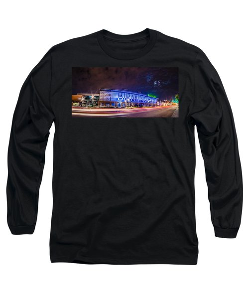 April 2015 - Birmingham Alabama Regions Field Minor League Baseb Long Sleeve T-Shirt