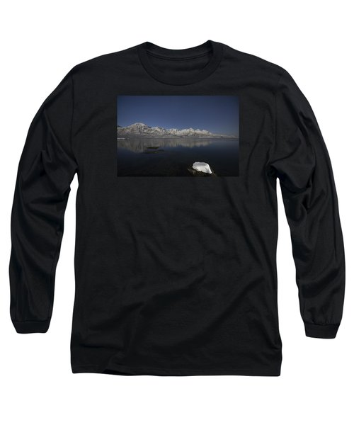 Arctic Night Long Sleeve T-Shirt