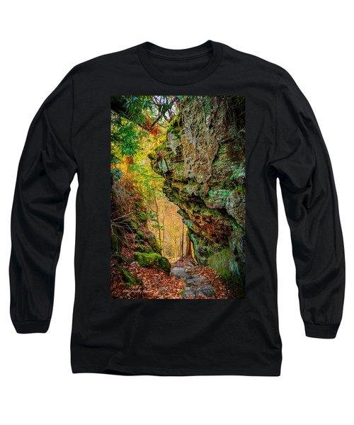 3 Bridges Trail #1 Long Sleeve T-Shirt