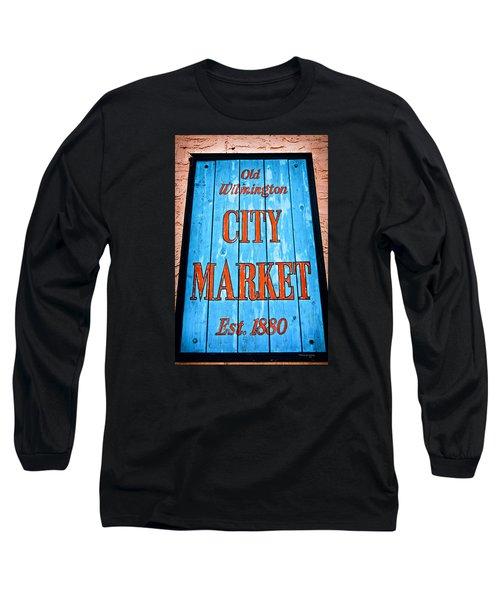 City Market Long Sleeve T-Shirt