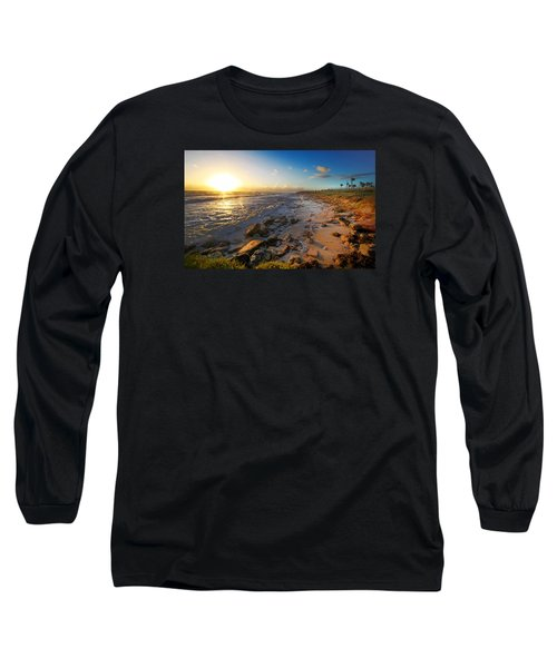 3 Degrees Below The Sun Long Sleeve T-Shirt