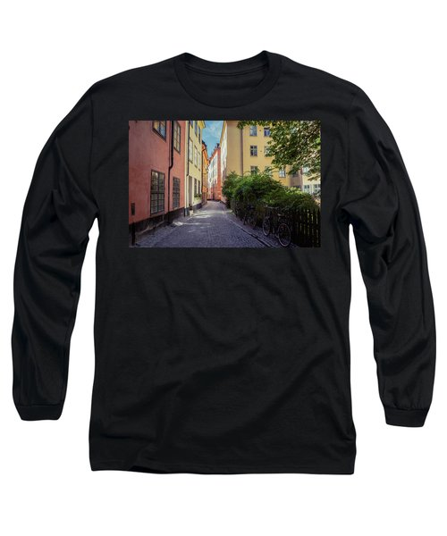 Gamla Stan Long Sleeve T-Shirt