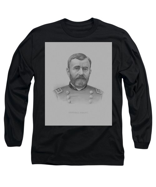 General Grant - Two Long Sleeve T-Shirt