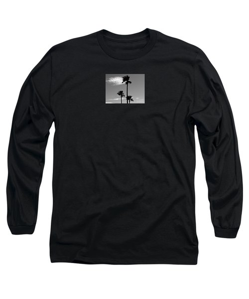 3 Palms Long Sleeve T-Shirt