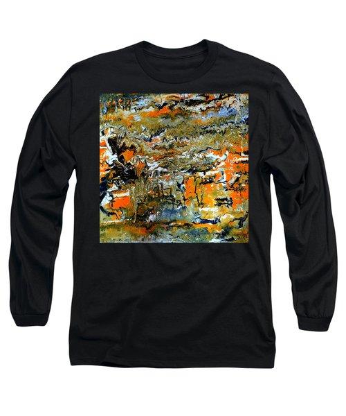 Series 2017 Long Sleeve T-Shirt by David Hatton
