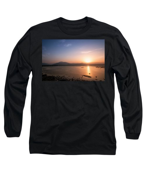 Long Sleeve T-Shirt featuring the photograph Sirmione by Traven Milovich
