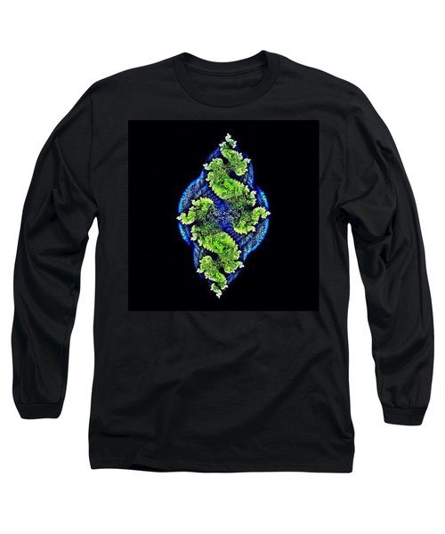 Tautological Fractals Long Sleeve T-Shirt