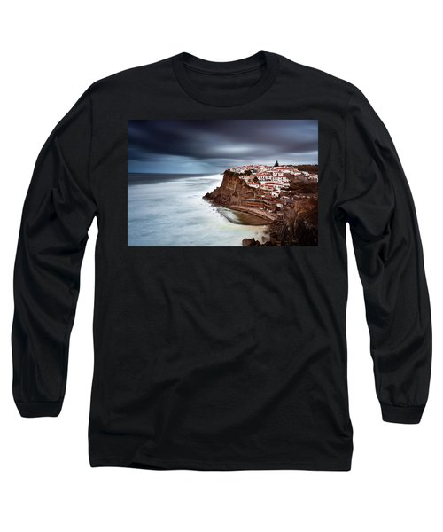 Long Sleeve T-Shirt featuring the photograph Upcoming Storm by Jorge Maia