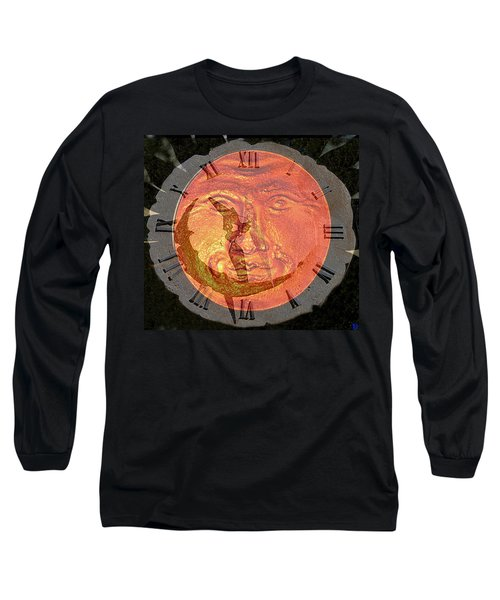 Time Time Time Long Sleeve T-Shirt by David Lee Thompson