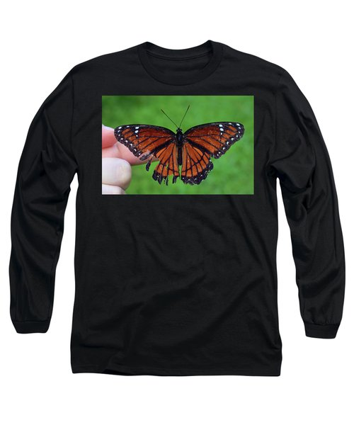 Viceroy Butterfly Long Sleeve T-Shirt