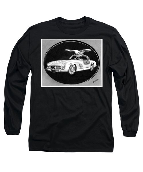300 Sl Gullwing Long Sleeve T-Shirt