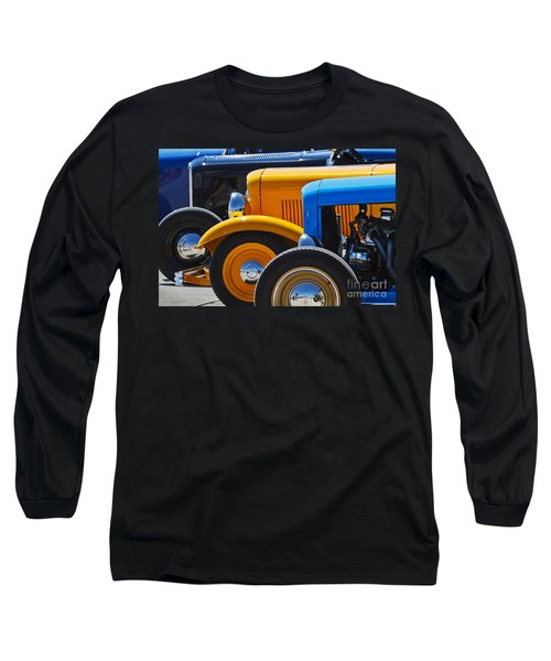 '32 X 3 Long Sleeve T-Shirt by Dennis Hedberg