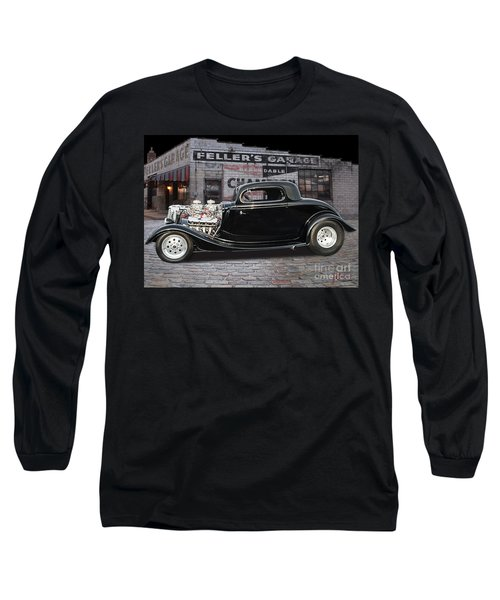 34 Ford Long Sleeve T-Shirt