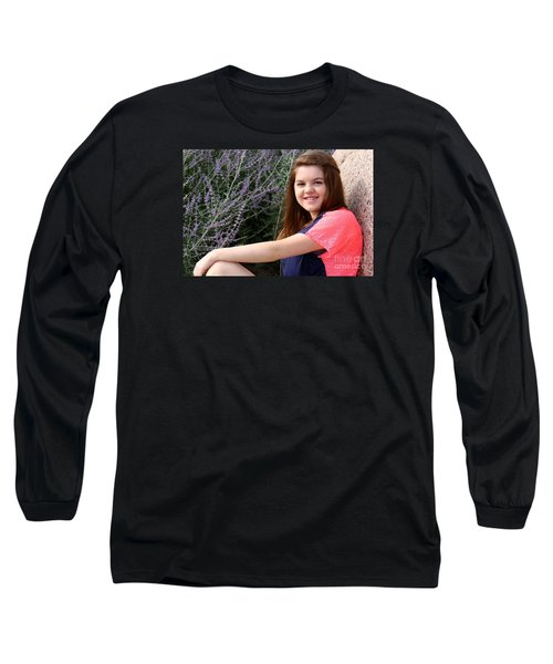 3438 Long Sleeve T-Shirt by Mark J Seefeldt