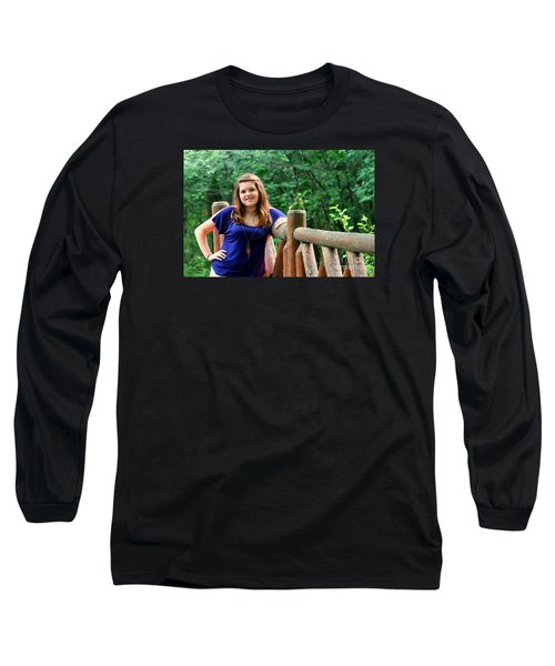 3560v2 Long Sleeve T-Shirt by Mark J Seefeldt