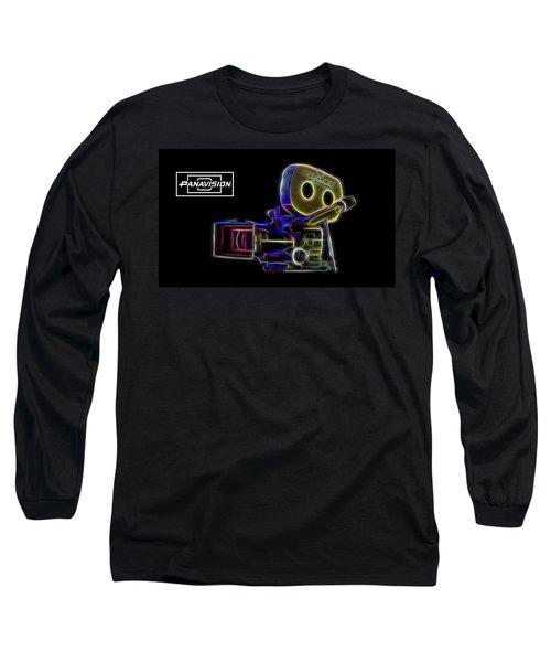 35mm Panavision Long Sleeve T-Shirt by Aaron Berg