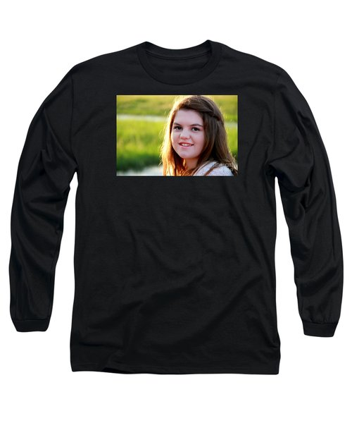 3751 Long Sleeve T-Shirt by Mark J Seefeldt