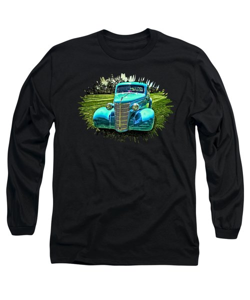 38 Chevrolet Classic Automobile Long Sleeve T-Shirt