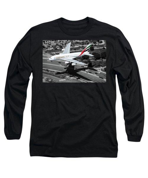 380 Lax Long Sleeve T-Shirt