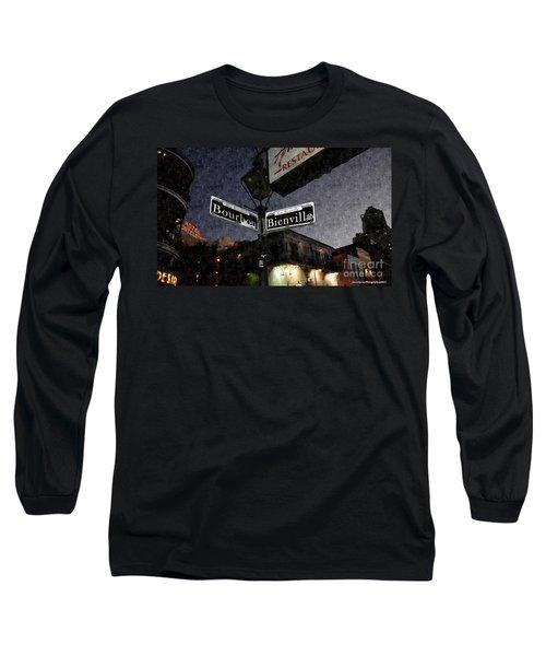 Bourbon Street Long Sleeve T-Shirt