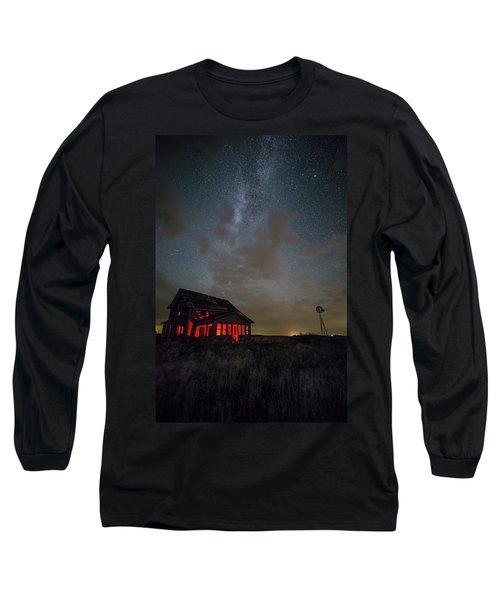 Dark Place  Long Sleeve T-Shirt