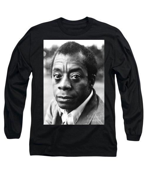 James Baldwin Long Sleeve T-Shirt