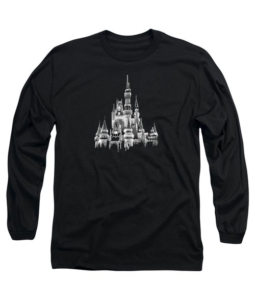 Magic Kingdom Long Sleeve T-Shirt by Art Spectrum