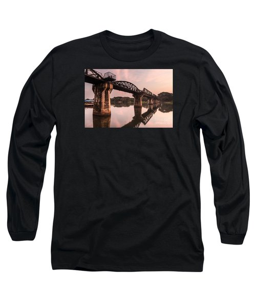 River Kwai Bridge Long Sleeve T-Shirt