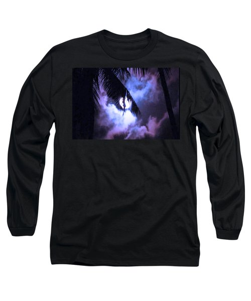 4 Strange Ways The Moon Might Affect Our Bodies Read At News Dot Health Dot Com Long Sleeve T-Shirt