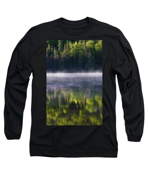 Summer Morning Long Sleeve T-Shirt by Mircea Costina Photography