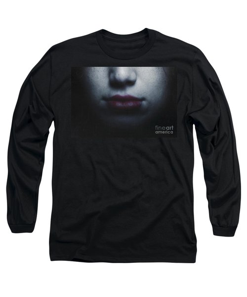 Trust Yourself Then You Will Know How To Live Long Sleeve T-Shirt