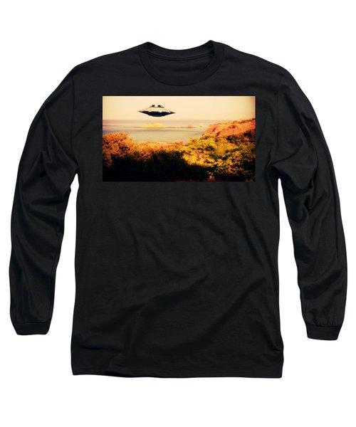 Ufo Sighting Long Sleeve T-Shirt